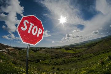 ferma l'inquinamento