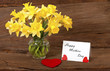 Blumengrüße zum Muttertag - Flowers Greetings for Mother
