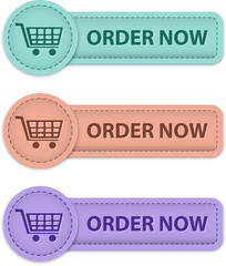 Order now buttons