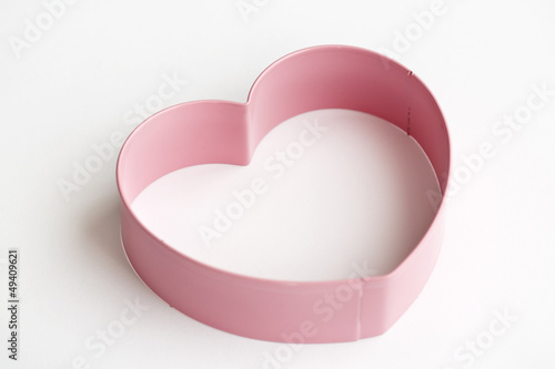 Pastry Cutter in the shape of the heart