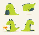 Fototapety dragon pour enfant