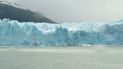 Glaciers in Patagonia
