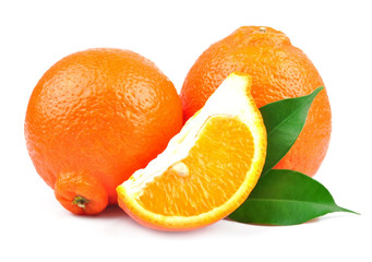 Sweet oranges fruits( minneola)