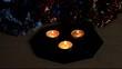 still life, candles