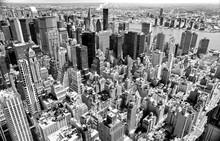 壁紙(ウォールミューラル) - Manhattan, New York City. USA.