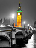 Fototapeta Big Ben - The Big Ben, London, UK © Luciano Mortula-LGM