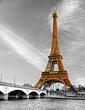obraz - Eiffel tower, Paris.
