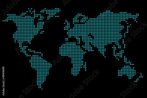 Pixel map