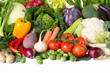 buntes Gemüse