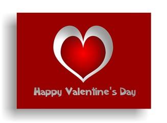 Serce - miłość - Walentynki