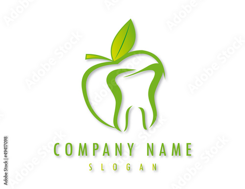 dentist business logo