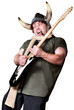 Viking Rock Guitarist