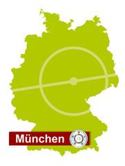 Deutscher Fußballmeister München