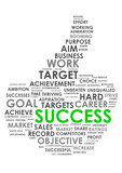 """SUCCESS"" Tag Cloud (job offers future education business)"