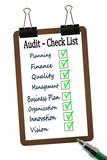 Business  Audit - Check List