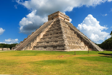 Piramidi maya  - Chichen Itza