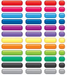 Rectangular 3D Buttons