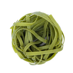 Green Tagliatelle Top