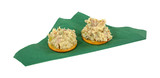 Chicken Salad Spread Crackers