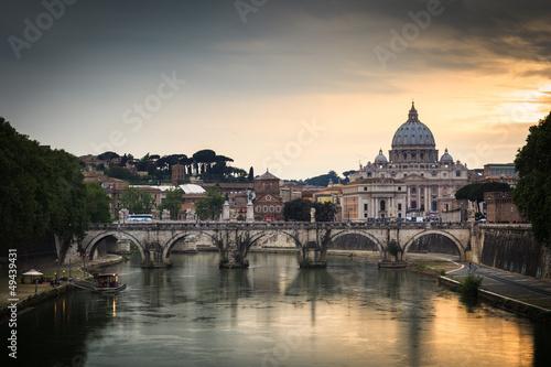 Fototapete Vatikan - Architektur - Religiöses Denkmal