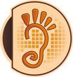 logo orange feet to be walked companies