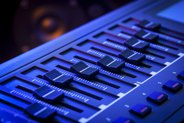 MIDI Faders on a Controller Keyboard