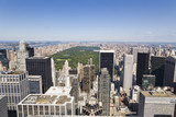 Manhattan From High Viewpoint