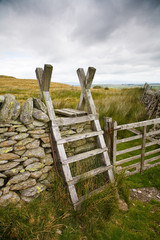 Traditional Ladder Stile