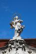 Marienstatue auf dem Neuen Ebracher Hof