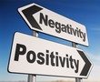 Negativity - Positivity Two-way sign