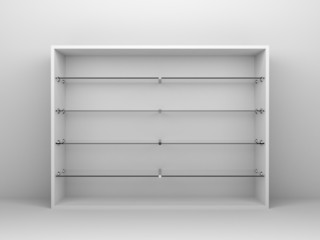 Cupboard Shelf Background