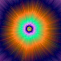 Psychedelic Super Nova