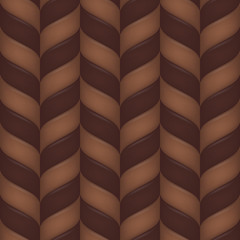 Abstract chocolate candys seamless background
