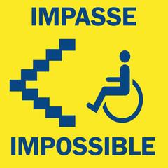 handicap impasse