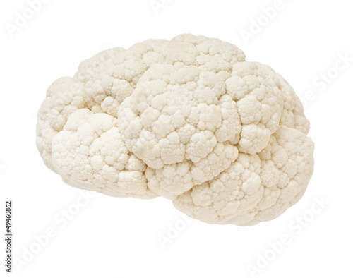 Cauliflower in form of the human brain