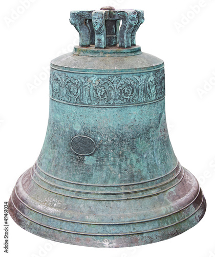 Old church bell - 49461034
