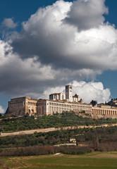 Assisi - Sacro convento francescano