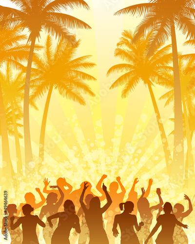 Summer disco - 49464639