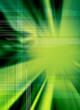 techno green backdrop