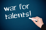 war for talents poster