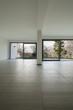 interior modern architecture, big space
