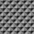 Muster Quadrate grau
