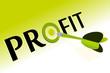 High profit goal achievement