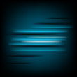 Abstract square blue background.