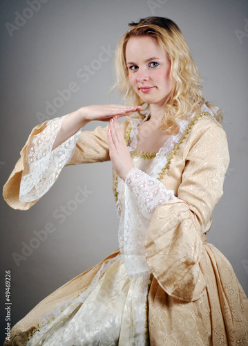 Time out in Baroque Clothes