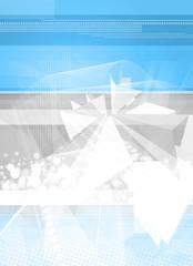 blue grey backdrop