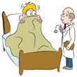 Man Afraid of Doctor