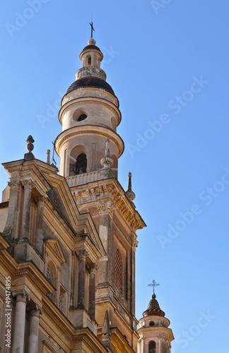 Mentone - Chiesa