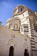 Notre Dame de la Garde in Marseilles in France