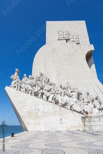 Padrao dos Descobrimentos, Lisboa, Portugal